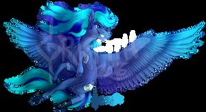 Commission: Poison Mermaid