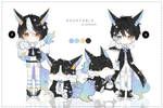 Adoptable Auction[128]Duo Star Monster[CLOSE]