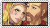 NataliaxKiba Stamp by WarriorAngel36