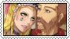 NataliaxKiba Stamp by WarriorAngel36