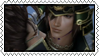 SW4 - MasamunexKojuro Stamp by WarriorAngel36