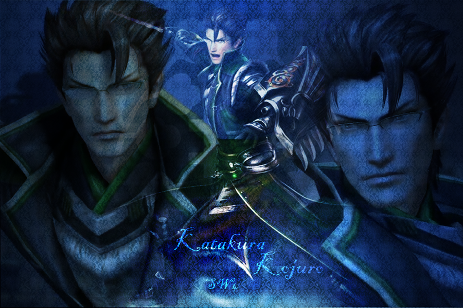 SW4 - Kojuro Wallpaper by WarriorAngel36