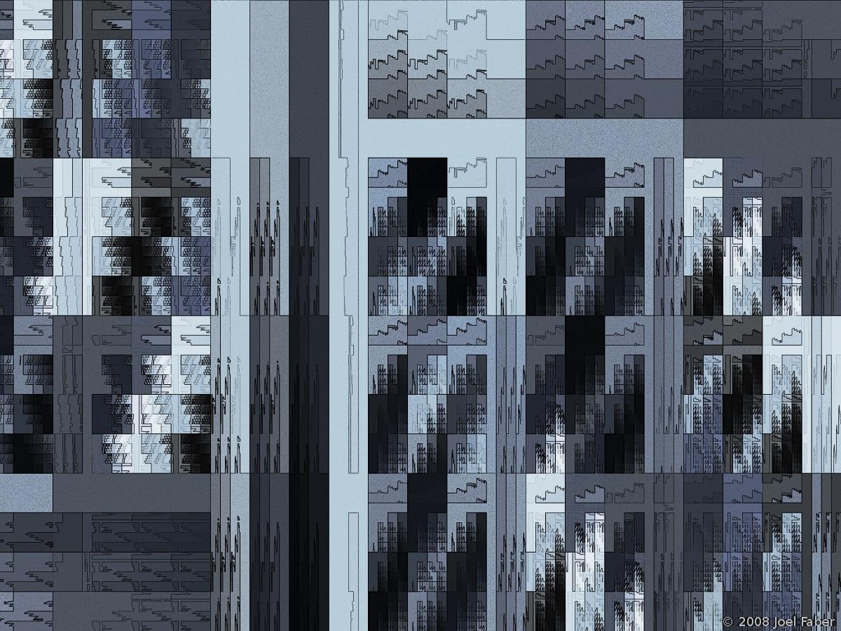 Cityscape by JoelFaber