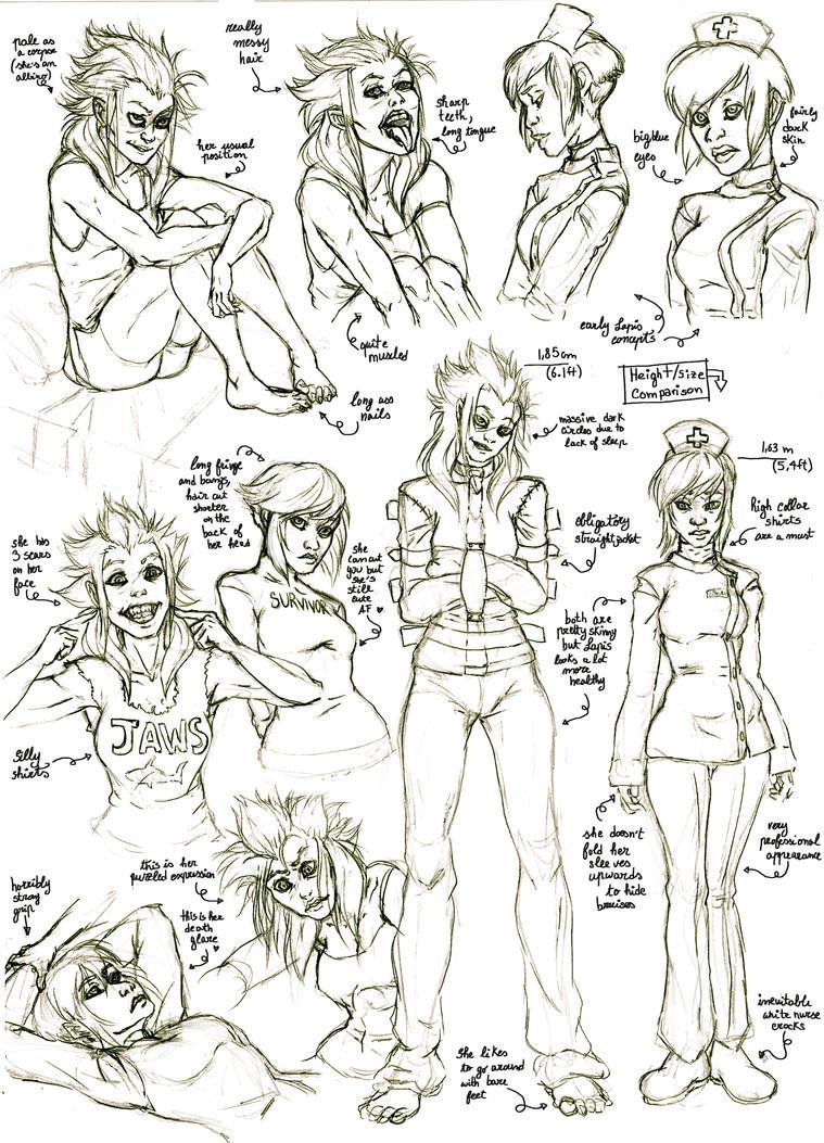 Madhouse Au Concepts by BornFreak