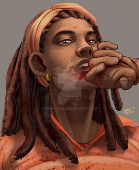 Sabira Portrait (COMMISSION)