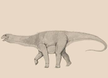 Bestiary- Laktelesaurus by SarHar-Car