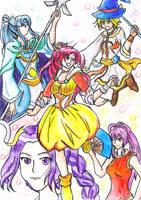 Pretty Guardian of Alchemy - GS by SailorLi