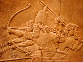 Ashurbanipal by Hun82