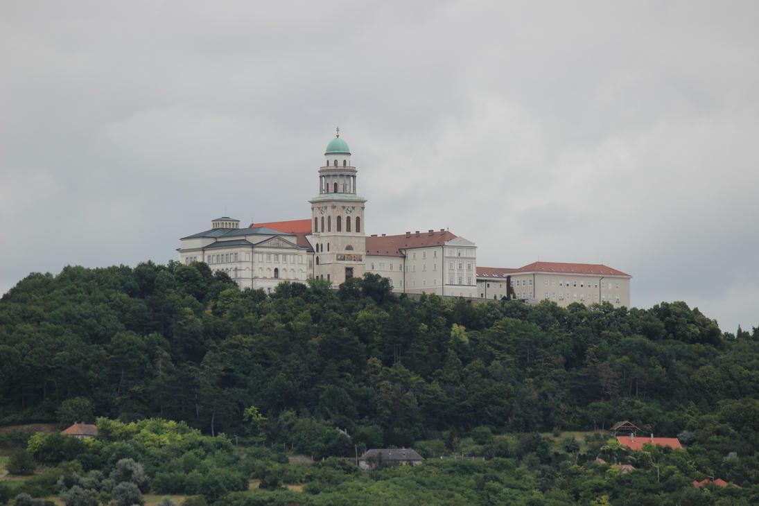 Pannonhalma abbey by Hun82
