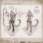 y u n e -- [character ref] by fiyunae