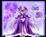 [CLOSED] Wallflora GA: Lilac Guardian