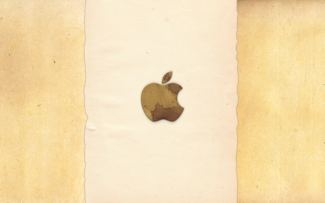 Apple Mac > Mac Wallpapers > Apple Wallpapers > Renaissance Apple by Stratification