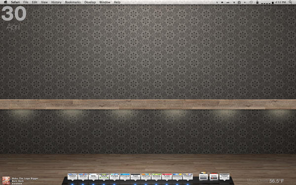 Elegance Desktop by Stratification