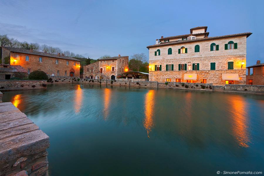 Bagno Vignoni Reflections by SimonePomata on DeviantArt
