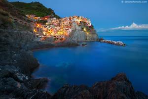 Manarola - Cinque Terre by SimonePomata