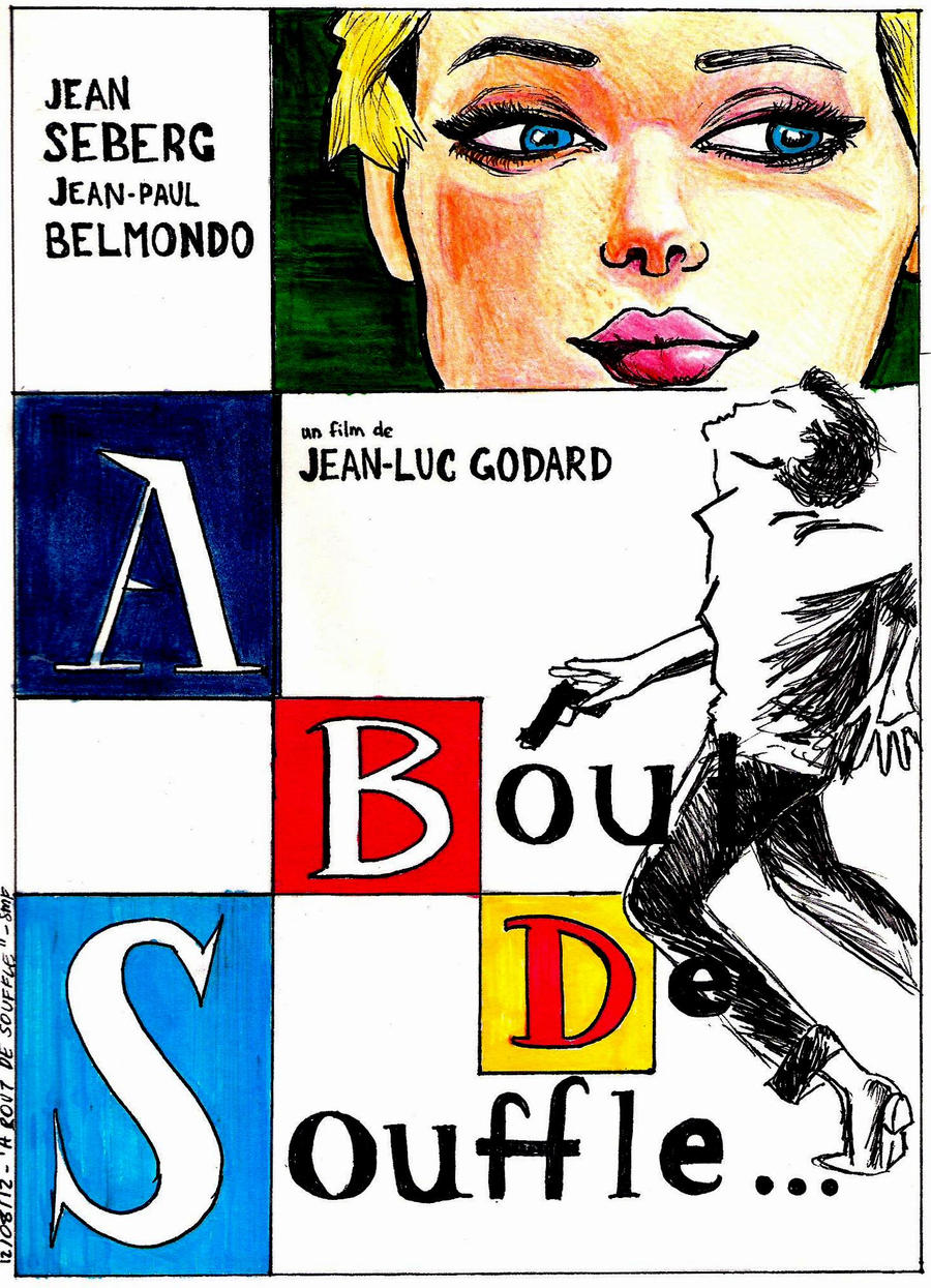 Significance of A Bout de Souffle / Breathless and the French New Wave