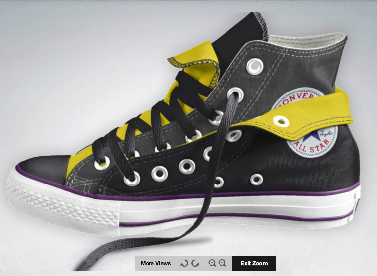 Custom Converse Shoes