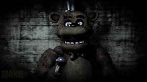 Random Freddy Fazbear Render