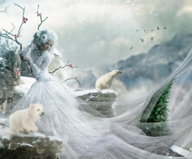 Winter Story by eZeeD