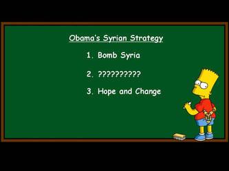Syrian Hope and Change by gladewalker