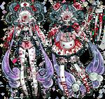 Xynthii MYO custom- CrimsonCommande