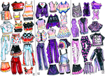 CLOSED-Outfit sets