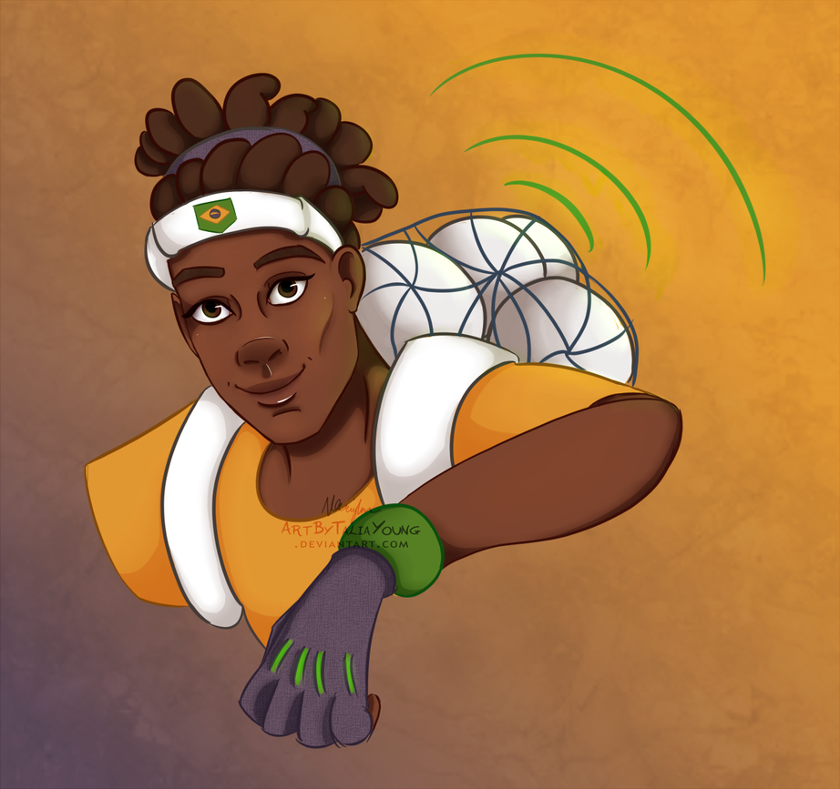 Selaceo Lucio by ArtByTaliaYoung