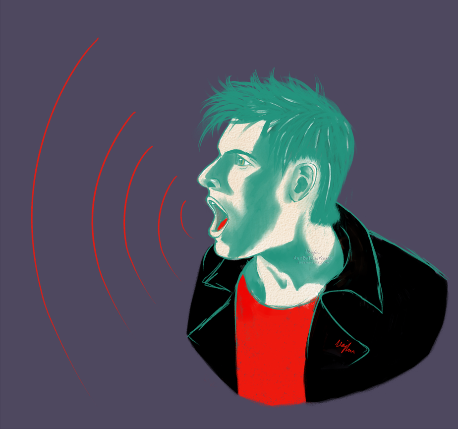 Over the Airwaves by ArtByTaliaYoung