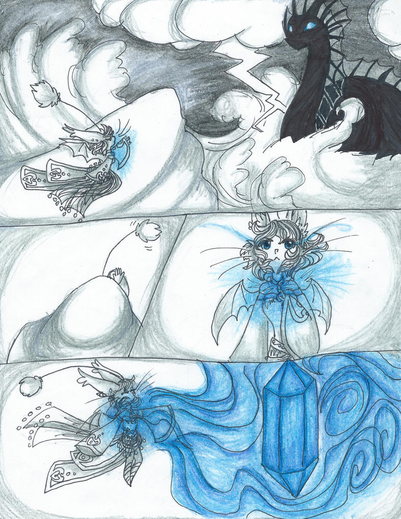 FFD Aqua Crystalis Part 1 by FountainStranger