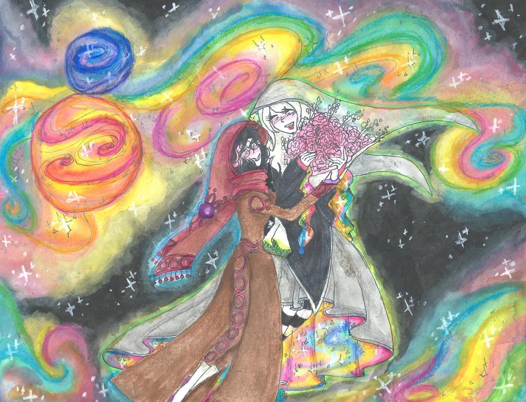 Lifestream / Happy Birthday Whitney~ by FountainStranger