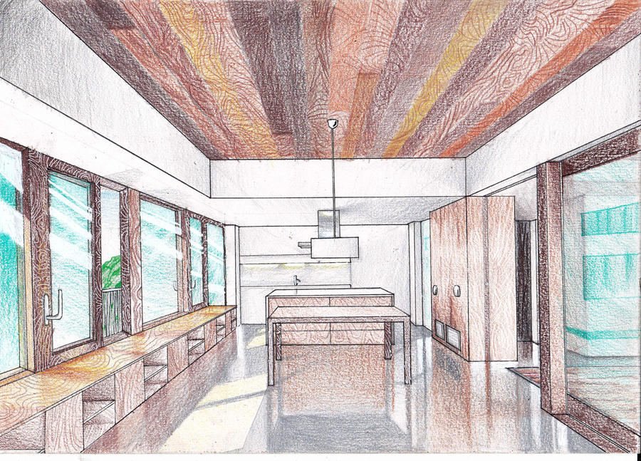 Interior Design by AdrianoPlat00n