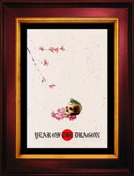 Year Of The Dragon by maggiemgill