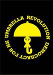 Umbrella Revolution, Democracy For Hk.  by maggiemgill