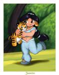 Chibi Jasmine