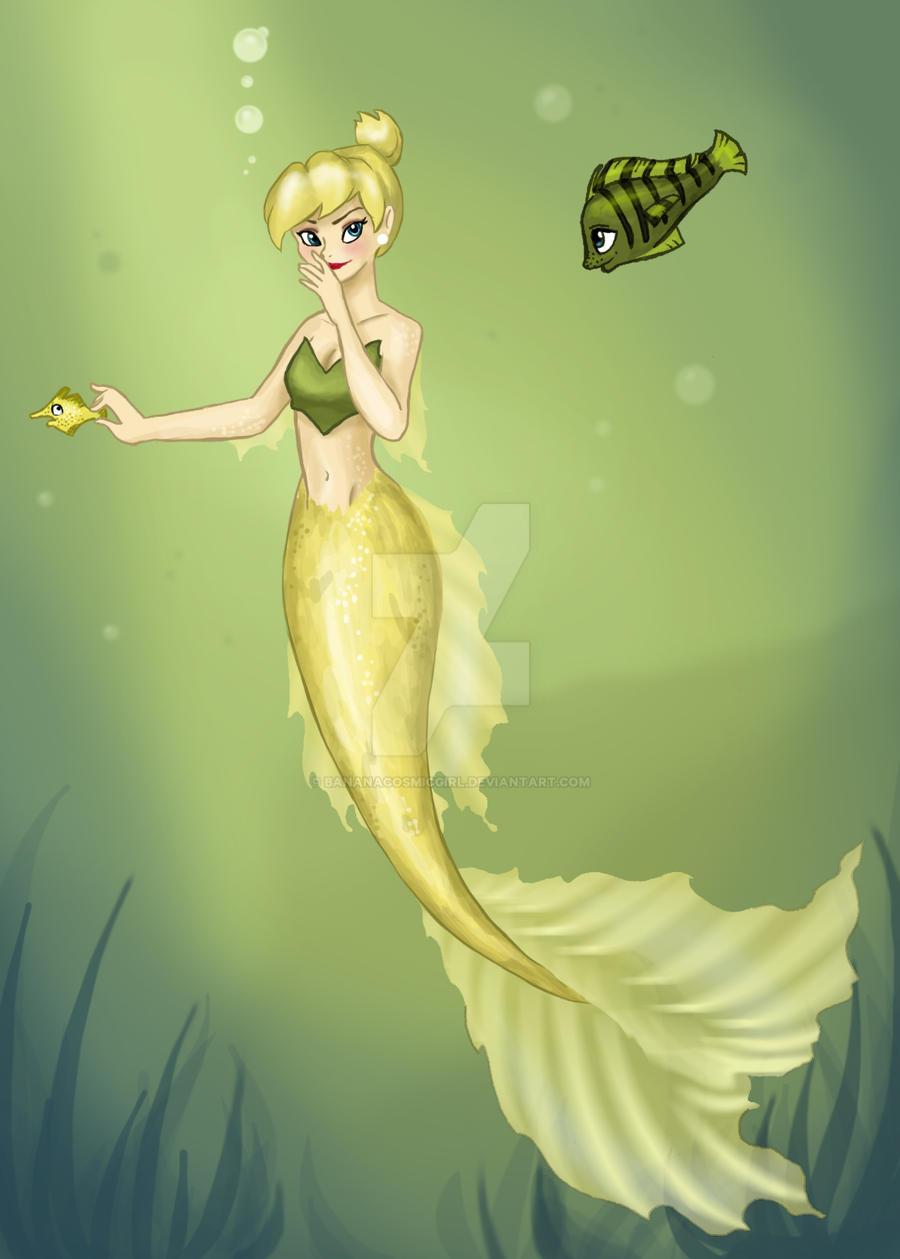 The Tinkermermaid by bananacosmicgirl