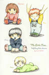 Baby Harry Potter characters