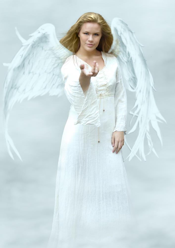 Angel by bananacosmicgirl