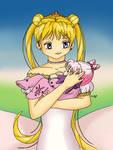 Serenity and baby Rini