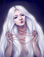 Doll Ghost Lady