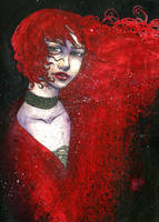 Red flow by psycho-kitty