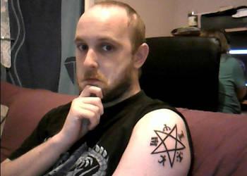My new, new Tattoo by Legan