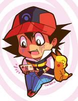 Pokemon: The Day Ash Lost by jiggly