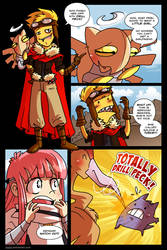PCBC: Battle 1 - Pg 4 by jiggly