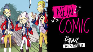 The Paul Reveres Has Updated!