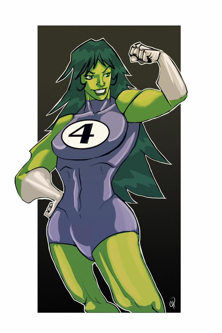 She Hulk the Transformation http://www.deviantart.com/morelikethis ...