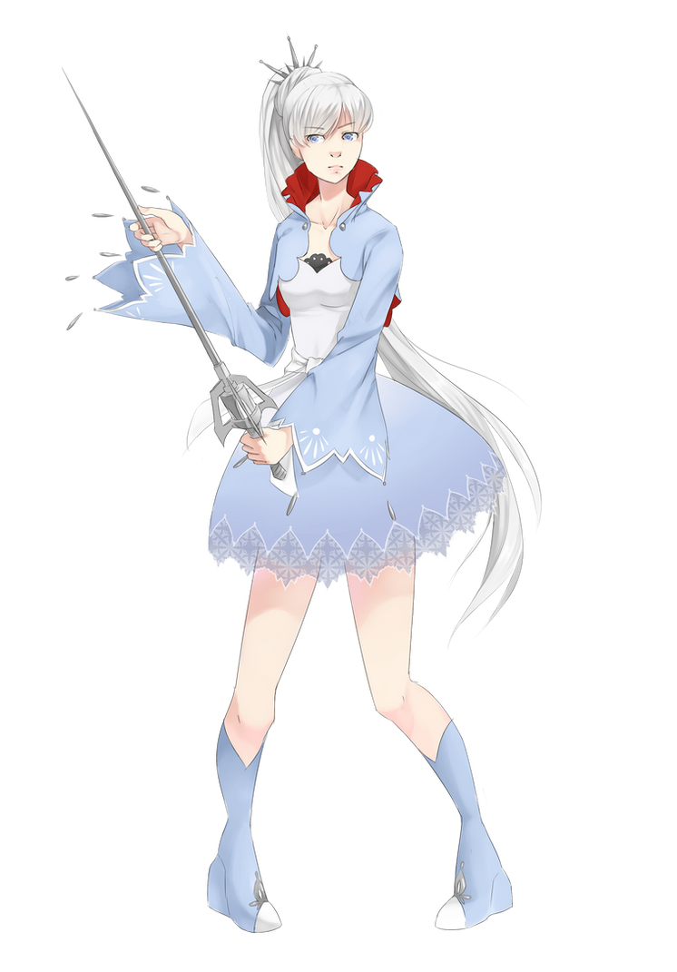 weiss fanart rwby by supertschakko on deviantart. Black Bedroom Furniture Sets. Home Design Ideas