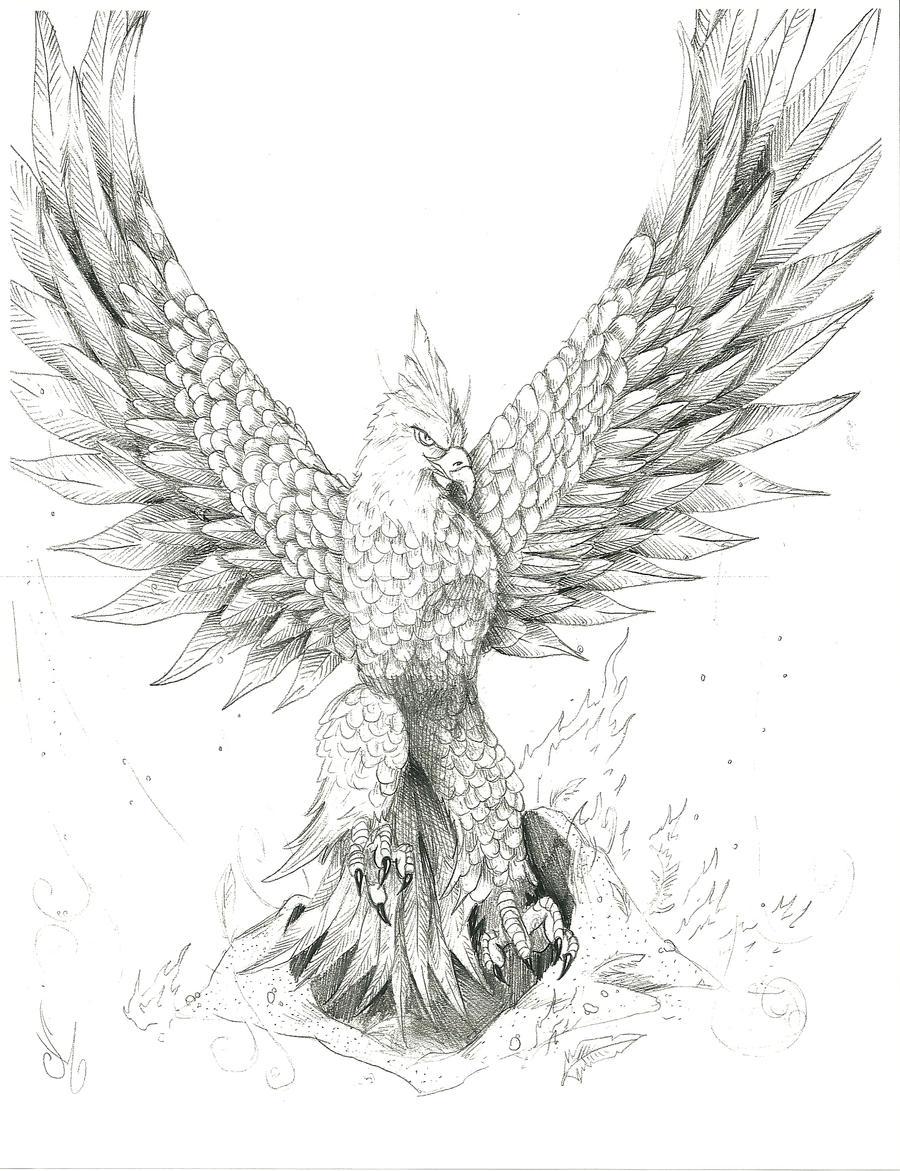 Phoenix Rising by SovereignSinner on DeviantArt