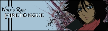 Wolf's Rain Blue vector sig by firetongue8