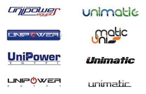 Unipower, Unimatic logo option