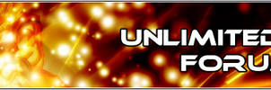 Unlimited Bass Banner by 18Designs